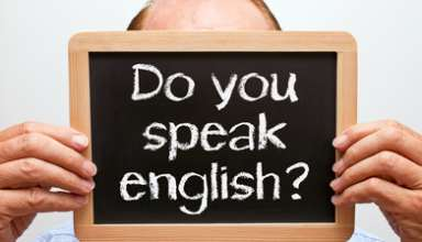 Artikelgebend ist die Notwendigkeit von Fremdsprachen für Mitarbeiter und Unternehmen.