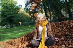 Eingewickelt: Hübsche Herbst-Accessoires