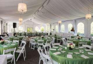 Hochzeitslocations unter freiem Himmel