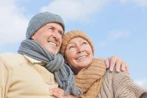 Der Artikel gibt Tipps um im Alter eine schöne Haut zu halten.