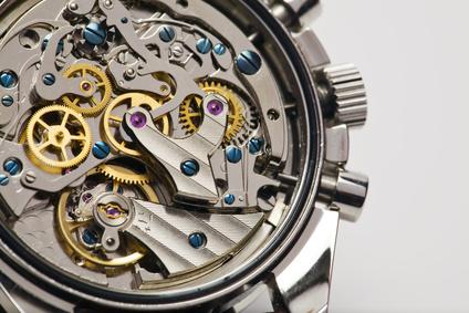 Uhrenliebhaber aus Russland