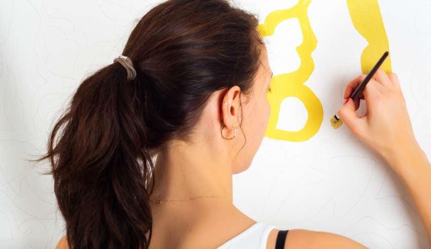 Bunte Ideen für eine farbige Wandgestaltung